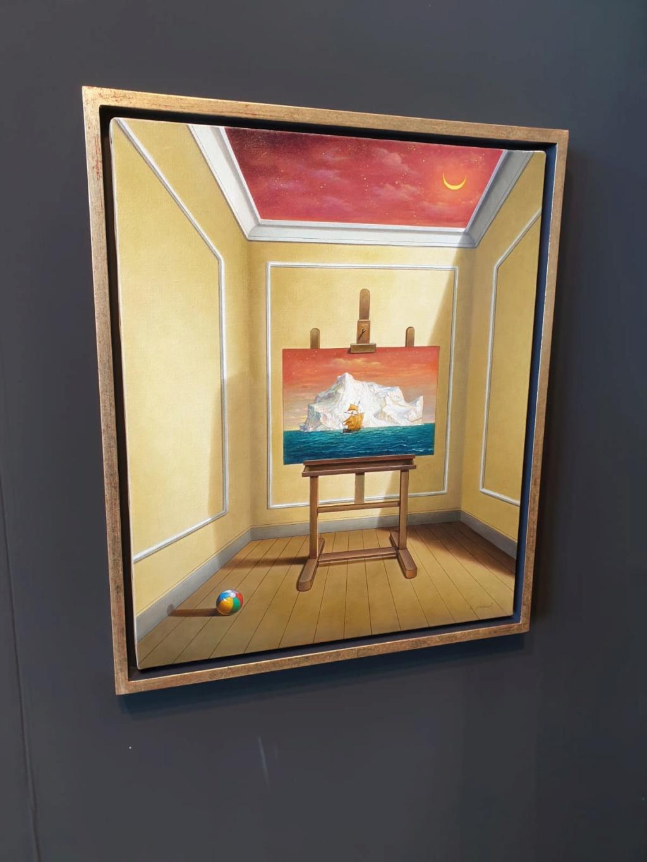 NUNZIANTE ad Arte Genova 14-17 Febbraio 2020 Img-2040