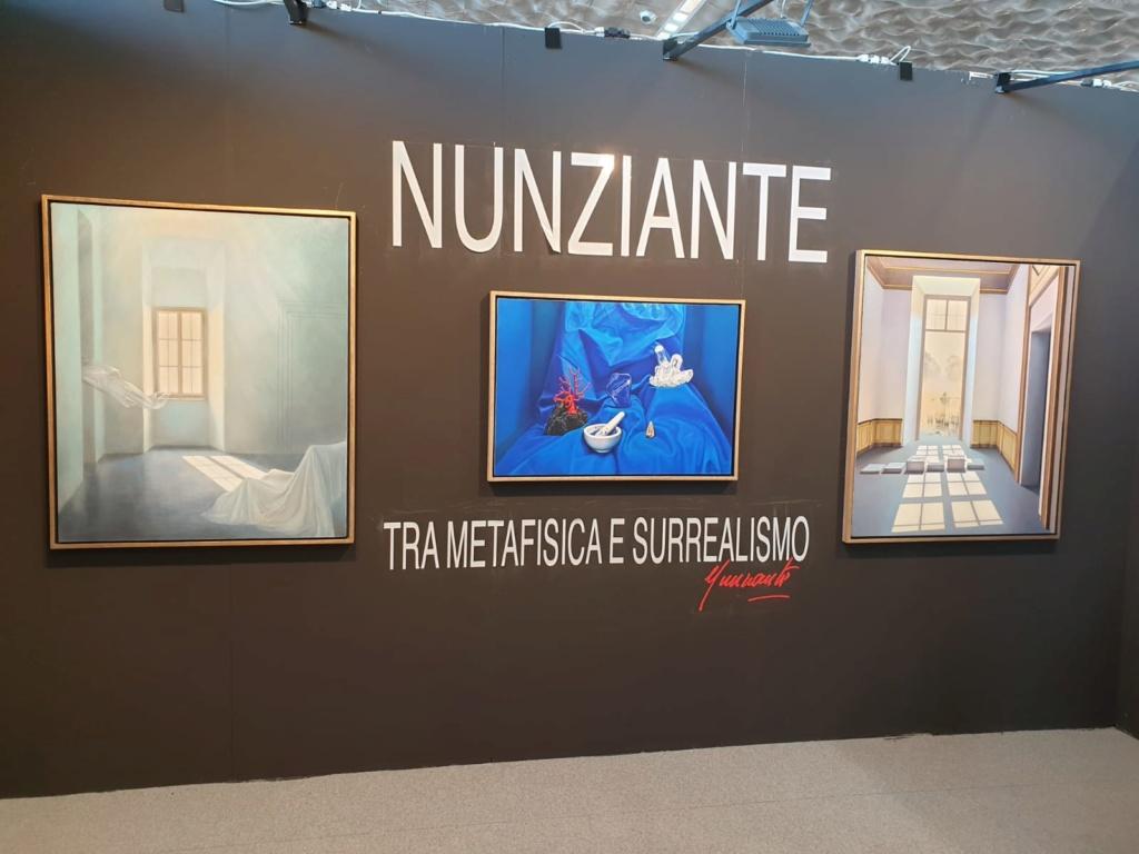 NUNZIANTE ad Arte Genova 14-17 Febbraio 2020 Img-2041