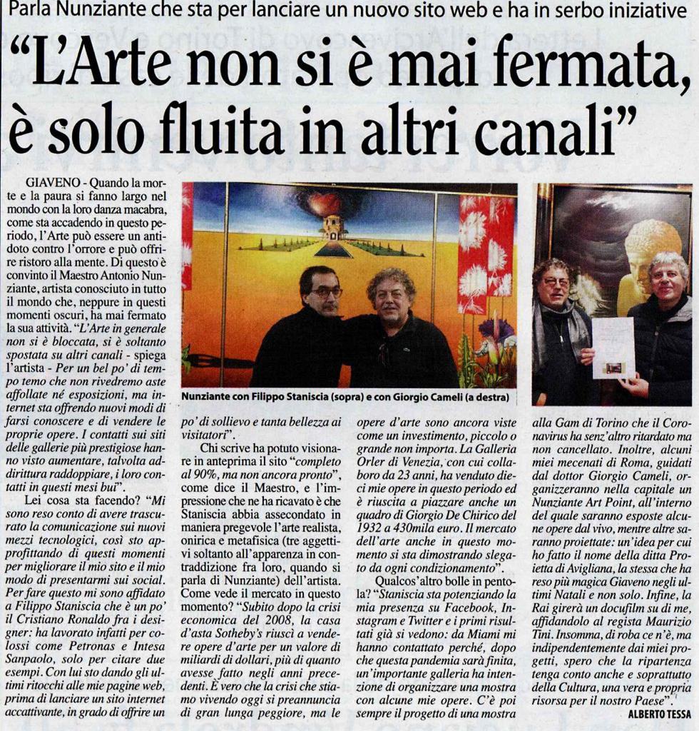 "Articolo dedicato al maestro Nunziante su ""La Valsusa"" 14/05/2020 Img-2042"