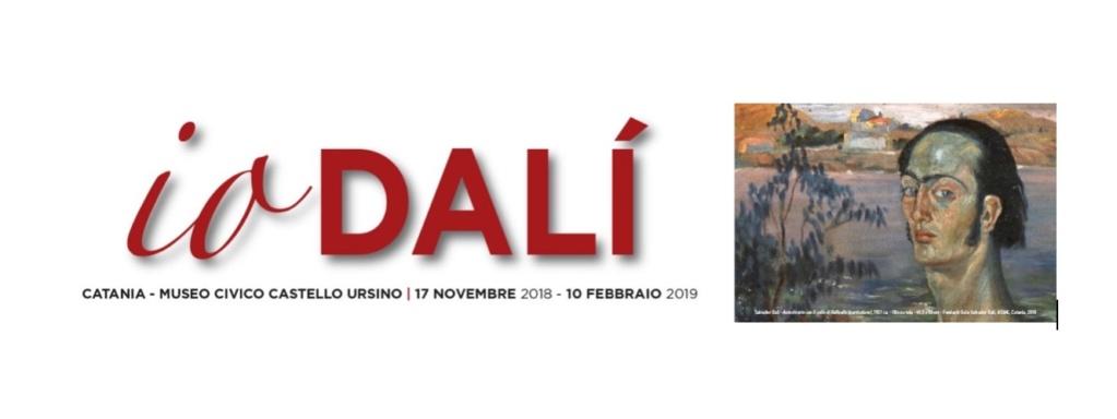"""""""Io Dalí"""" mostra a Catania fino al 10 Febbraio 2019 Io-dal10"""