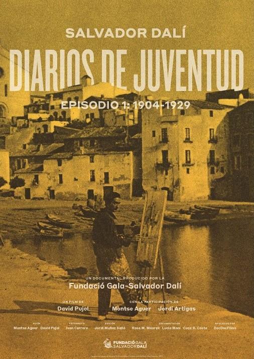 Salvador Dalí - Early Diaries 1904-1929 Documentario a noleggio Maxres10