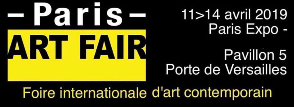 NUNZIANTE a Paris Art Fair, 11-14/04/2019  Paris-10