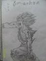 Dibujos por mi - Página 2 Gohan10