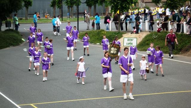 Photo Défilé TOURNOI FEDERAL 2009 Bray10