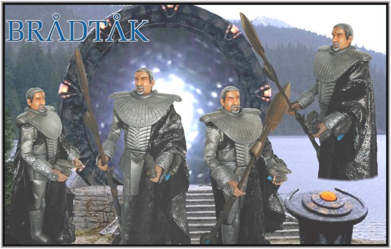 Stargate équipe SG1 et autres protagonistes Bratac11