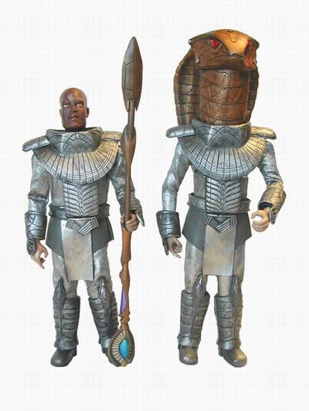 Stargate équipe SG1 et autres protagonistes Tealce10