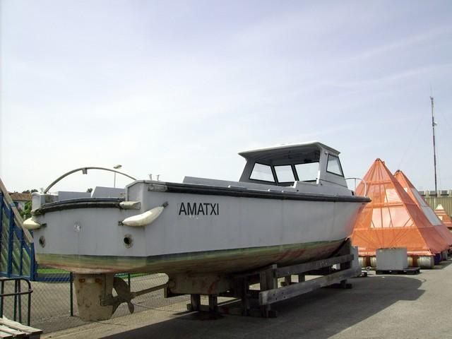 [VIE DES PORTS]  BAYONNE journée portes ouvertes de la base navale de l'Adour Amatxi11