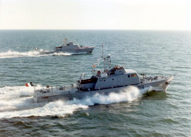 [VIE DES PORTS]  BAYONNE journée portes ouvertes de la base navale de l'Adour Bna_at10
