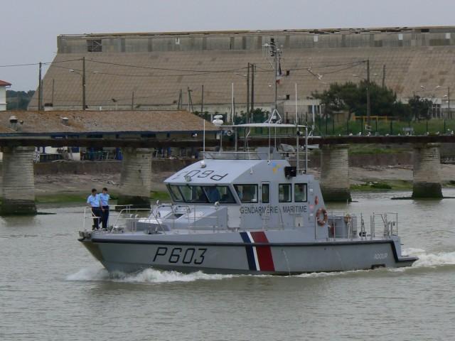[ Divers Gendarmerie Maritime ] Moyens nautiques de la Gendarmerie - Page 2 P1080510