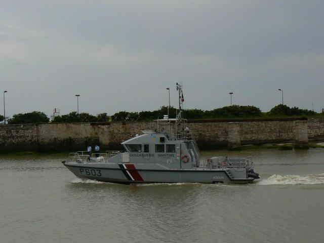 [ Divers Gendarmerie Maritime ] Moyens nautiques de la Gendarmerie - Page 2 P1080511