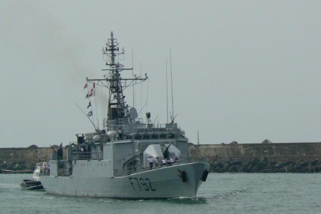 [VIE DES PORTS]  BAYONNE journée portes ouvertes de la base navale de l'Adour P1080518