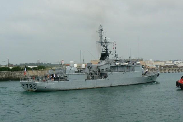 [VIE DES PORTS]  BAYONNE journée portes ouvertes de la base navale de l'Adour P1080613