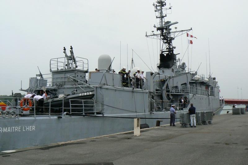 [VIE DES PORTS]  BAYONNE journée portes ouvertes de la base navale de l'Adour P1080615