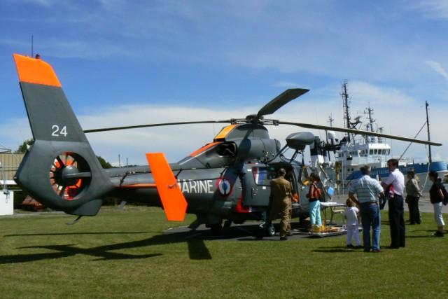 [VIE DES PORTS]  BAYONNE journée portes ouvertes de la base navale de l'Adour P1080619