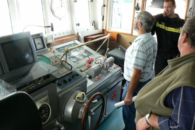 [VIE DES PORTS]  BAYONNE journée portes ouvertes de la base navale de l'Adour P1080626