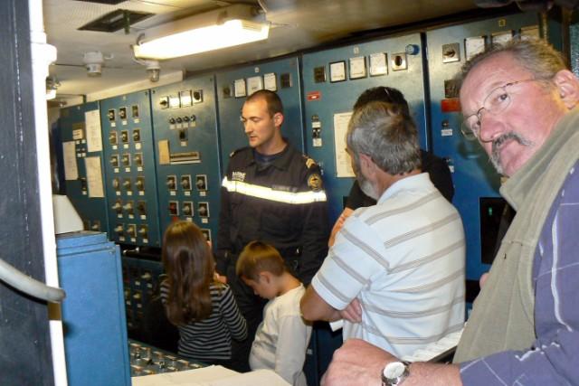 [VIE DES PORTS]  BAYONNE journée portes ouvertes de la base navale de l'Adour P1080629