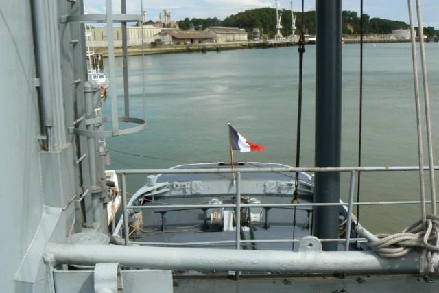 [VIE DES PORTS]  BAYONNE journée portes ouvertes de la base navale de l'Adour P1080637