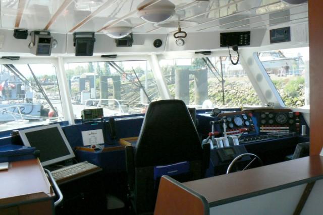 [VIE DES PORTS]  BAYONNE journée portes ouvertes de la base navale de l'Adour P1080643