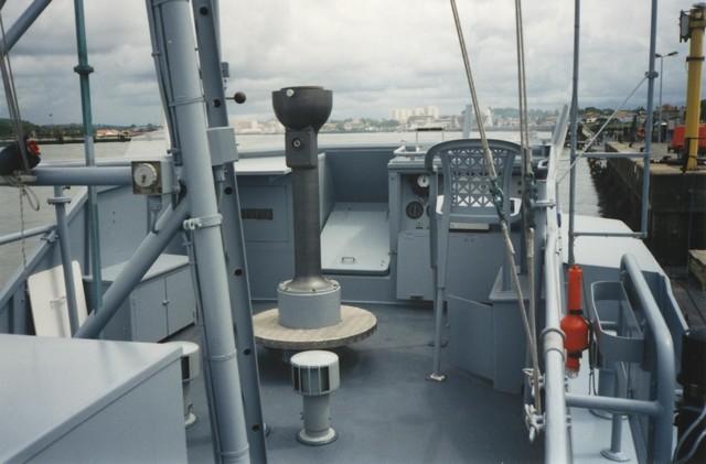 [VIE DES PORTS]  BAYONNE journée portes ouvertes de la base navale de l'Adour Passer10