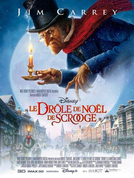 Le drôle de Noël de Scrooge 19107510