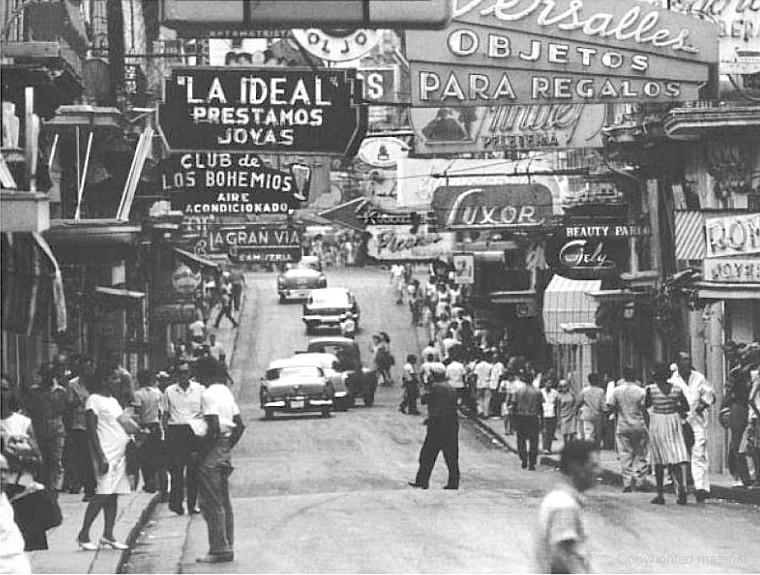 1958 - FOTOS DE CUBA ! SOLAMENTES DE ANTES DEL 1958 !!!! - Página 3 Calle_19