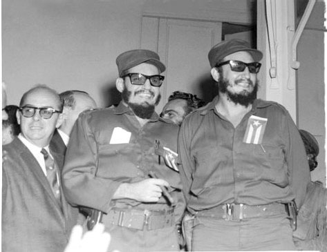 1958 - FOTOS DE CUBA ! SOLAMENTES DE ANTES DEL 1958 !!!! - Página 3 Castro10