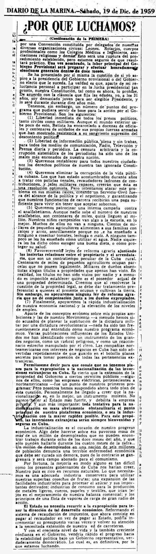 1958 - FOTOS DE CUBA ! SOLAMENTES DE ANTES DEL 1958 !!!! - Página 32 Mentir11
