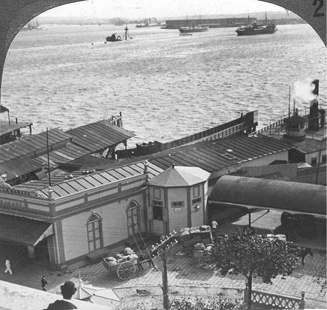 1958 - FOTOS DE CUBA ! SOLAMENTES DE ANTES DEL 1958 !!!! Muelle10