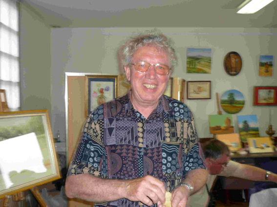 Exposition des ateliers en juin 2009 Cunaul28