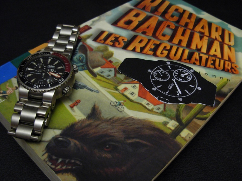 Moi et mes montres : Nomos spéciale et régulateur, oui, mais lequel ? Dscn0418