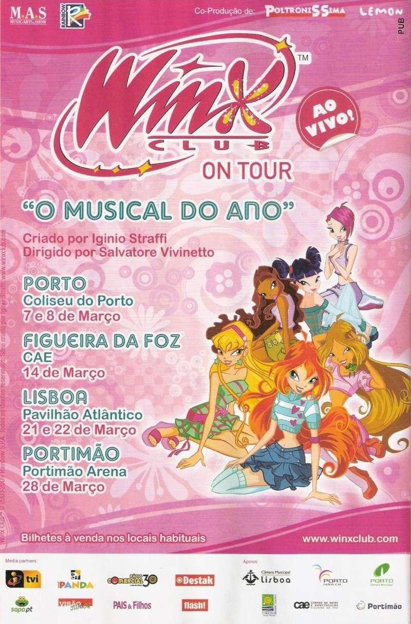 Winx Club On Tour Poster10