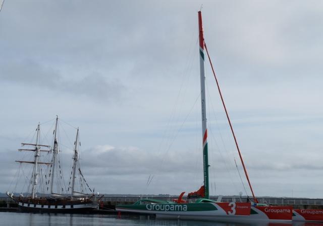 La Boudeuse repart pour de nouvelles expéditions Port_710