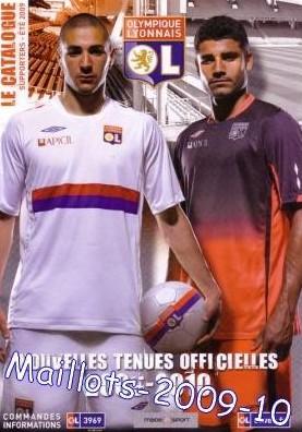 Les nouveaux maillots - Page 2 Lyon10