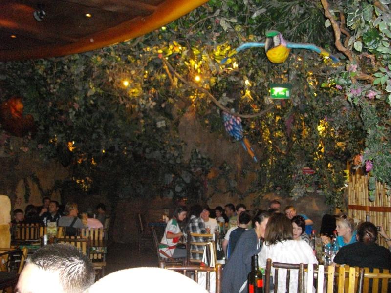 rainforest cafe Imgp3610