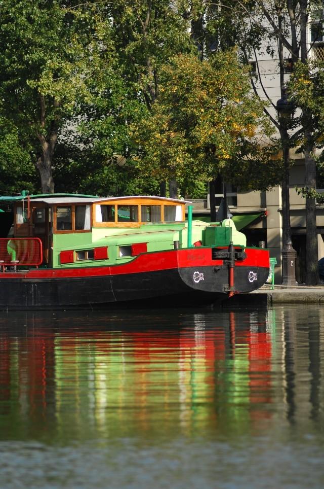 Canaux de Paris, sortie photos du 6 septembre 2009 Dsc_0049