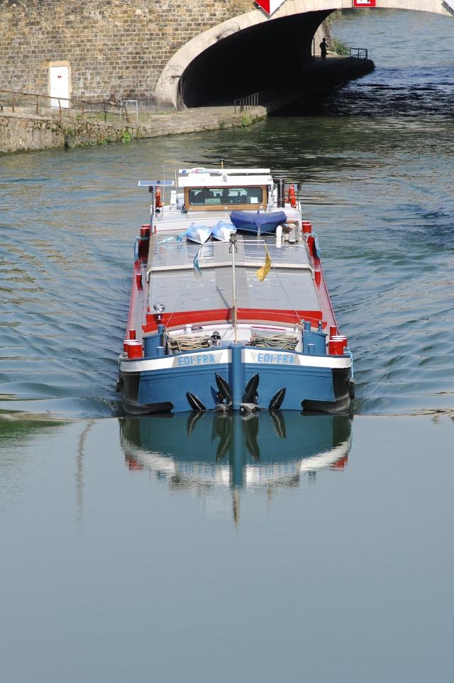 Canaux de Paris, sortie photos du 6 septembre 2009 Penich11