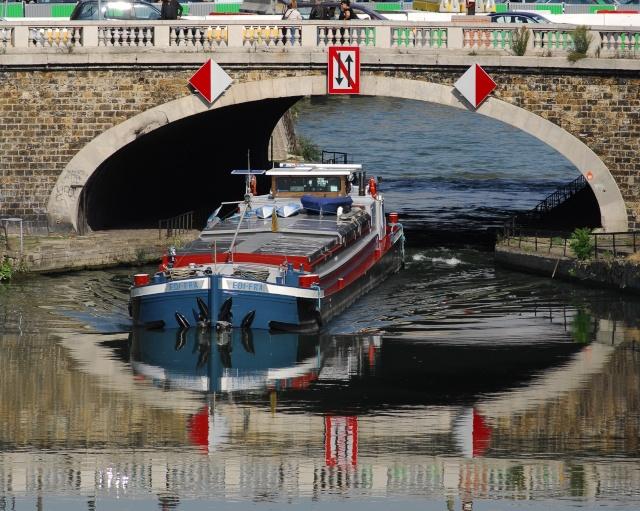 Canaux de Paris, sortie photos du 6 septembre 2009 Penich15