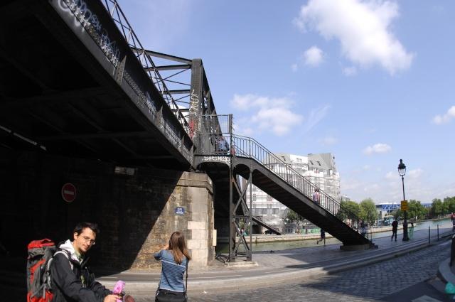 Canaux de Paris, sortie photos du 6 septembre 2009 Vue_d_10