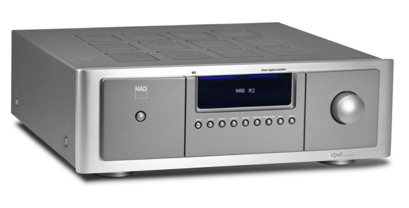 NAD M2 Direct Digital Amplifier Nad10