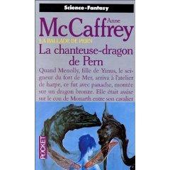 Anne Mc Caffrey, une autre grande dame de la fantasy Chante10