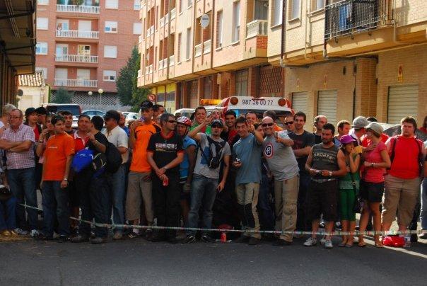 Carrera motos La Bañeza 2009 50 Aniversario 6734_111