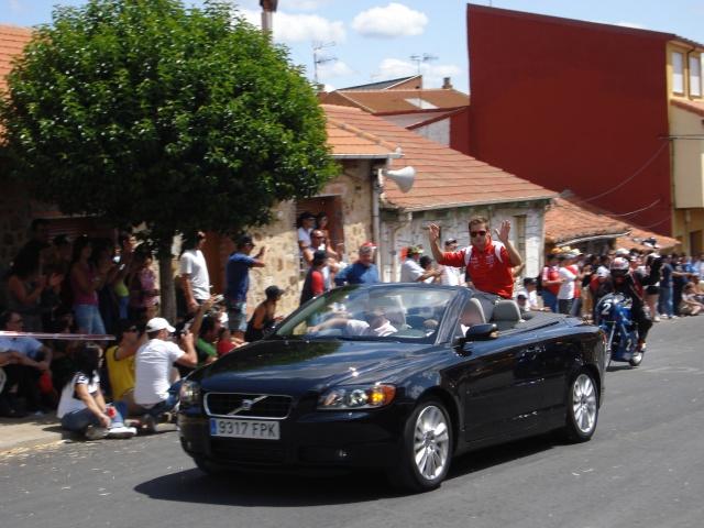 Carrera motos La Bañeza 2009 50 Aniversario Dsc05217