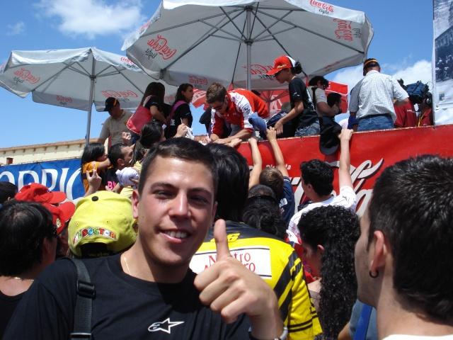 Carrera motos La Bañeza 2009 50 Aniversario Dsc05310