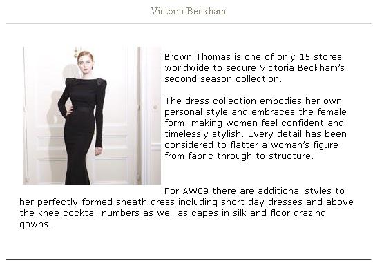 Carmontelle abre la noche de ISPCC Brown Thomas fashion show. Glambe27