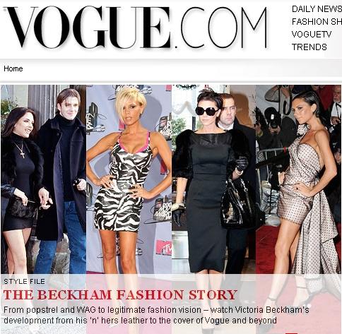 Vogue UK. Jul '09 sección dedicada en la website Vogue_10