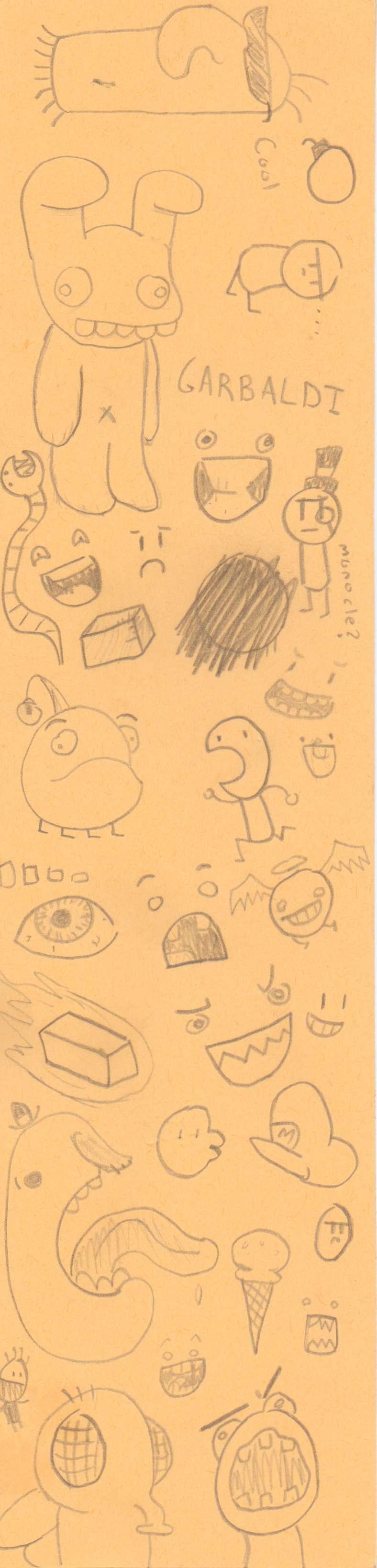 Iggy's Doodles Garbal10