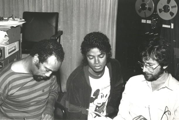 Michael e Quincy Jones 610x10