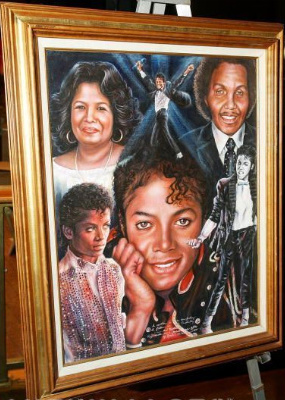 MJ con i genitori Av25_x10