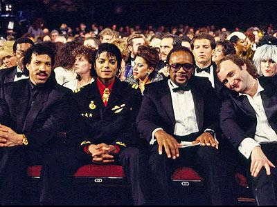 Michael e Quincy Jones Lionel10
