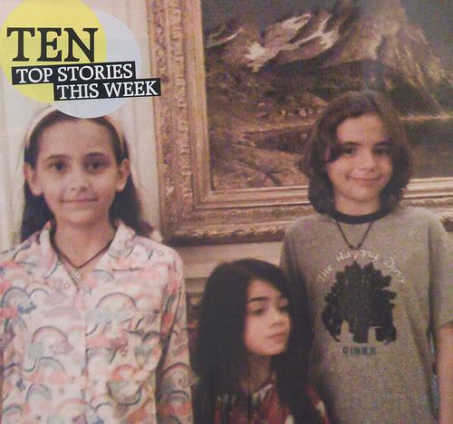 i figli di Michael - Pagina 7 Thechr10
